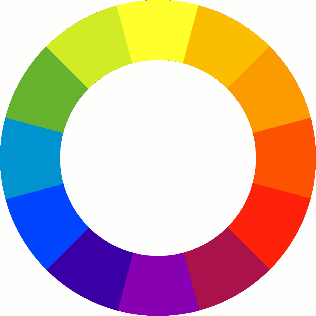 braces color wheel