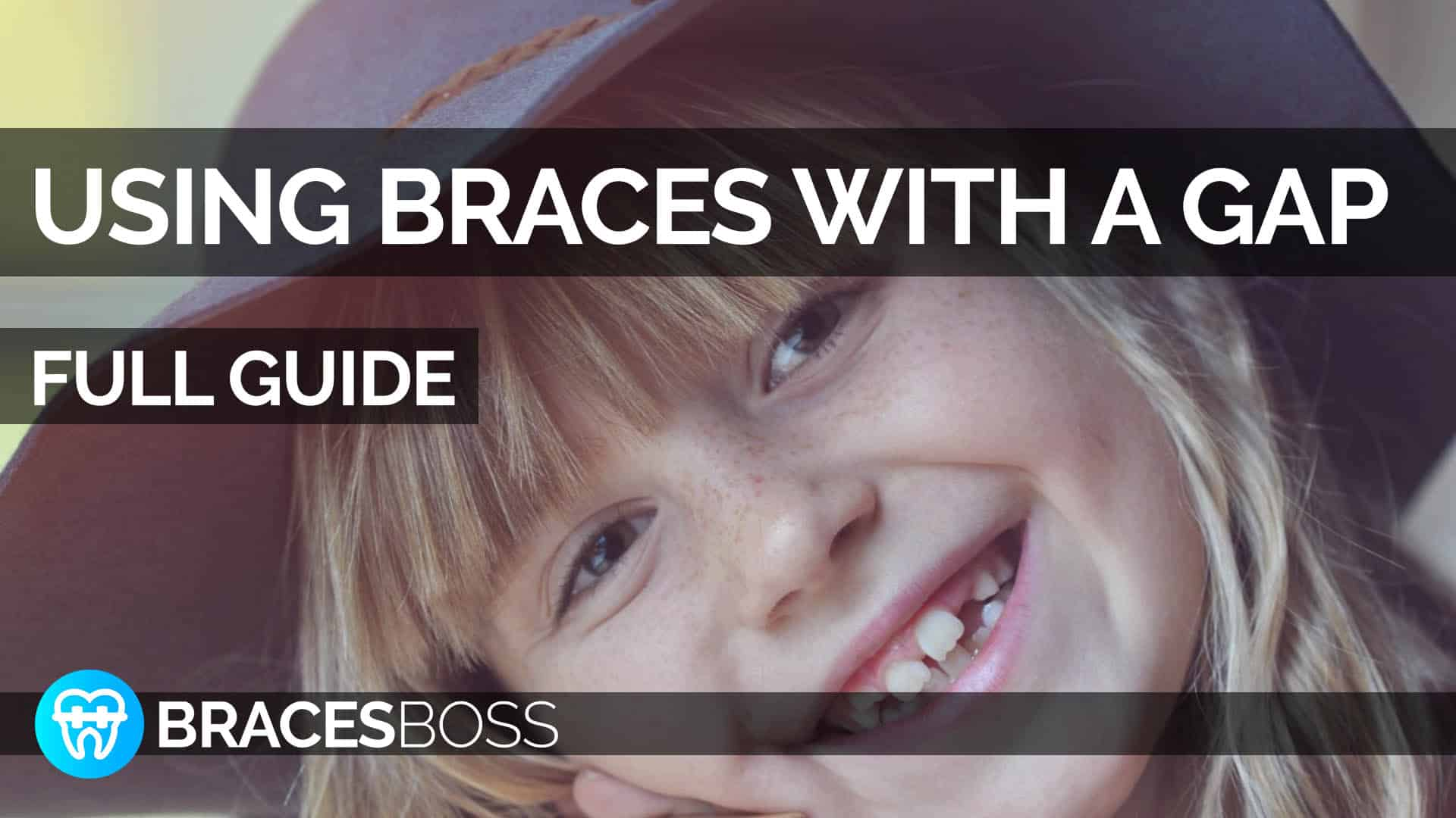 braces with gap