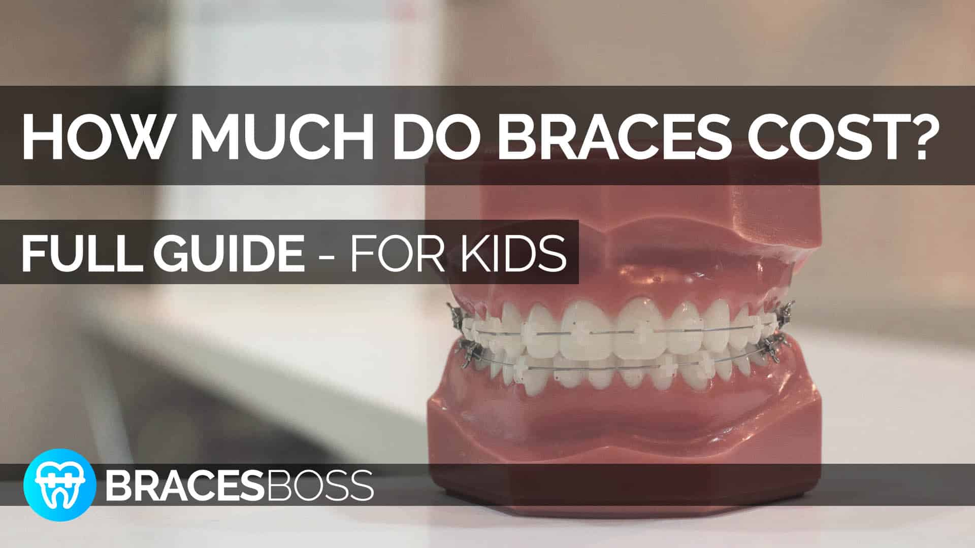 how much do braces cost for kids