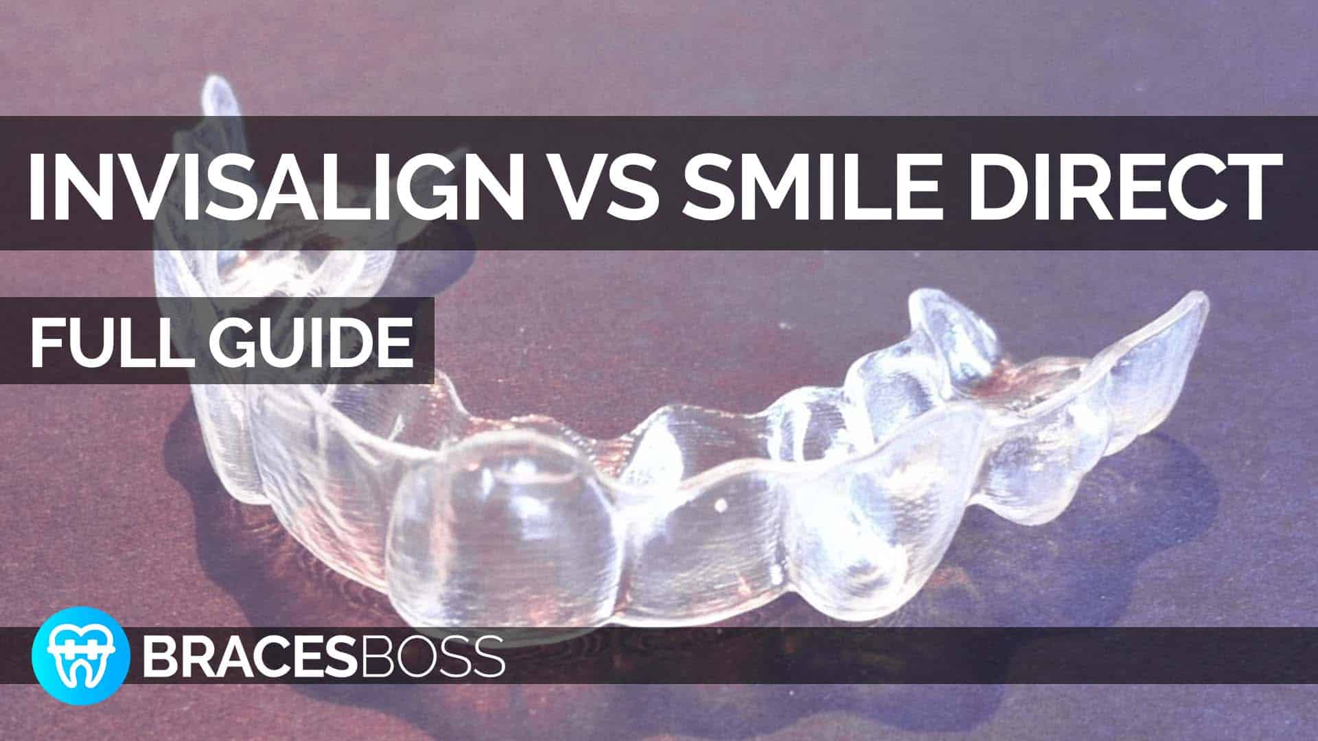invisalign vs smile direct